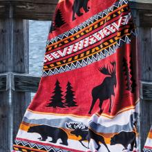 Cedar Run Oversized Towel