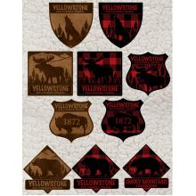Heat Transfers/Patches