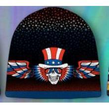 Skeleton Top Hat Beanies