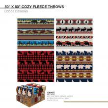 Cozy Fleece Throw