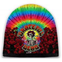 Bertha Roses Tie Dye Beanie