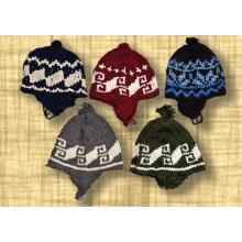 Wool Flap Hat