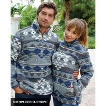 Cabin Fever Sherpa Printed Pullovers