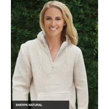 Cabin Fever Solid Sherpa Pullovers